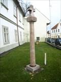 Image for Boží muka u pivovaru / Wayside Shrine, Praha - Zbraslav, Czech republic