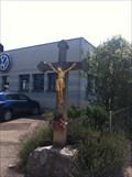 Image for Christian Cross at Bahnhofstrasse - Dornach, SO, Switzerland
