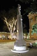 Image for Confederate Monument -- Georgetown TX