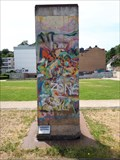 Image for Teilstück der Berliner Mauer - Saarbrücken, Saarland, Germany