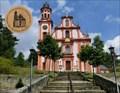 Image for No. 1398, Marenice, Poutni kostel Mari Magdaleny, CZ