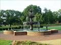 Image for Blanchard Fountain-Augusta State University-Augusta Georgia