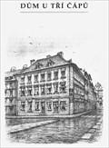 Image for The house 'U trí cápu'  by  Karel Stolar - Prague, Czech Republic