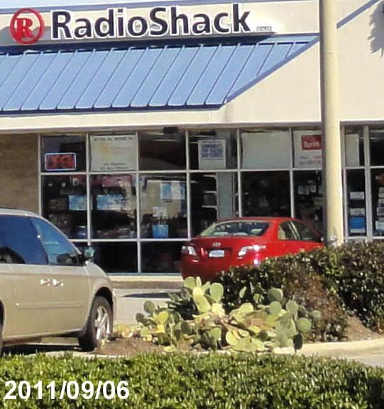 Radio Shack Stores: Nags Head, North Carolina