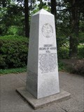 Image for Oregon Medal of Honor Roll - Salem, Oregon