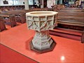 Image for Christ Church Cathedral Holy Warter Font - Fredericton, NB