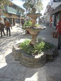Image for Historic St. George Street Converted Fountain - St. Augustine, FL