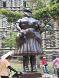 Image for Mujer vestida - Medellin, Colombia