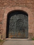 Image for Doorways of Haut-Koenigsbourg Castle, Orschwiller - Alsace / France