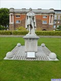 Image for Duke of Wellington Statue - Royal Arsenal, Woolwich, London, UK