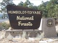 Image for Humboldt-Toiyabe National Forest - west of Carson City, NV