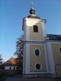 Image for The church of St. Jacob - Prelouc - Czech Republic