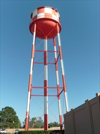 Fantasy of Flight, Water Tower, Polk City Florida