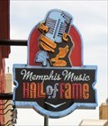 Image for Memphis Music Hall Of Fame - Memphis, Tennessee, USA.