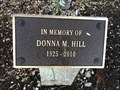 Image for Donna M. Hill - Lowell, Michigan