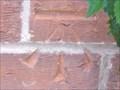 Image for Cut Bench Mark - Crompton Street, Warwick, UK