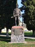 Image for Spanish War Veterans Monument - Tucson, AZ