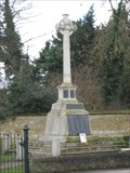 Image for Thame combined War Memorial- Oxon