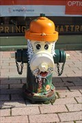 Image for Lawn Gnome Hydrant - Ardmore, OK