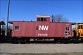 Image for NW 555012 Caboose, Spencer, NC, USA