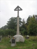 Image for Memorial Cross to Belgian Soldiers - Southampton