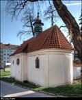 Image for Kaple Nanebevzetí Panny Marie / Chapel of Assumption of Virgin Mary - Košíre (Prague)