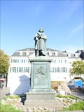 Image for Beethoven, German composer and Asteroid (1815) Beethoven, Bonn, NRW, Germany