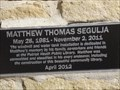 Image for Matthew Thomas Segulja - Boerne, TX