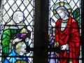Image for The Miracle - Church of St Cadoc- Llanmadoc, Gower, Wales.