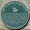 Image for Ripon Liberty Courthouse, Minster Rd, Ripon, N Yorks