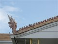 Image for The Cambodian Dragon, Naga, at the Monk's Residence - Cambodian Buddhist Temple of Utah - West Valley City, UT