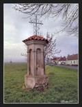 Image for Wayside Shrine (Boží muka) - Chotetov, Czech Republic