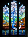 Image for Huskar Memorial Window, All saints Church, Silkstone, Barnsley, UK
