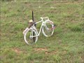 Image for Debra Miller's Ghost Bike -- Stillwater, Oklahoma