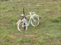 Image for Debra Miller's Ghost Bike -- Stillwater, Oklahoma