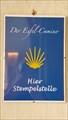 Image for Way Marker Stempelstelle Eifel-Camino - Kirche Maria Himmelfahrt - Andernach, Rhineland-Palatinate, Germany