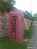 Image for Red Telephone box - Diseworth, Leicestershire