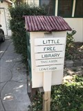 Image for K St Little Free Library - Merced, CA