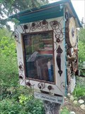 Image for Little Free Library in Wildwood Community Garden - Calgary, Alberta
