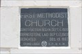 Image for 1937 - First United Methodist Church - Ardmore, OK