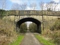 Image for Footbridge Over The Ashton To Oldham Greenway - Hurst, UK