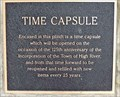 Image for George Emerson Statue Time Capsule - High River, AB