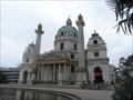 Image for Karlskirche  -  Vienna, Austria