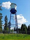 Image for Spirit Lake  Water Tower - Spirit Valley, ID
