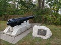 Image for Burlington Heights - British Blomefield Cast Iron 24-pounder SBML Gun Carron 71041 (Hamilton ON)
