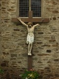 Image for Churchyard Cross at Parish Church Mariä Verkündigung, Altenahr - RLP / Germany
