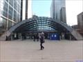 Image for Canary Wharf Underground Station - Jubilee Plaza, Isle of Dogs, London, UK