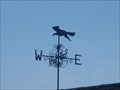 Image for Fleeing fox weathervane, Barford, Warwickshire