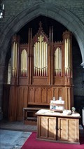 Image for Church Organ - St Botolph and St John The Baptist - Croxton Kerrial, Leicestershire