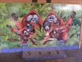 Image for Orangutan Petrosomatoglyphs - Busch Gardens, Tampa